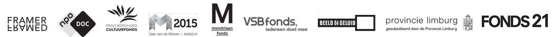 Beeld voor Beeld partner logos