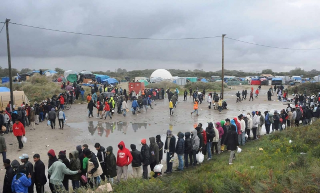 Afbeelding Calais: Welcome to the jungle